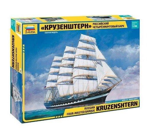 Zvezda (ZVE) 9045 Krusenstern Sailing Ship 1:200