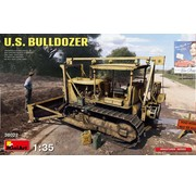 MiniArt Models (MNA) U.S. Dozer 1:35 Model Kit