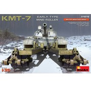 MNA - MINIART MODELS KMT-7 EARLY TYPE MINE-ROLLER  1:35 KiT