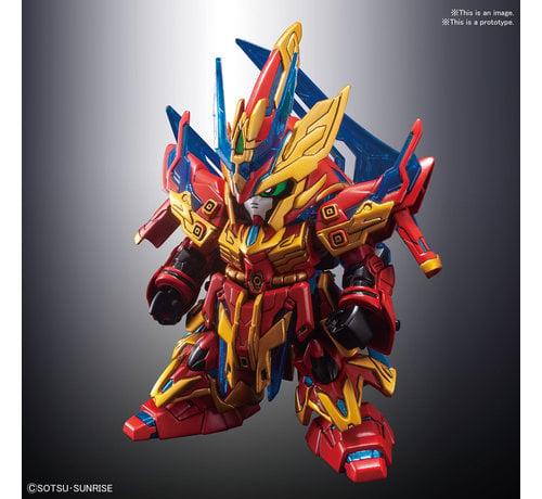 """BANDAI MODEL KITS 5058186  Soketsuden Zhang Liao Sazabi  """"SD Sangoku Soketsuden"""", Bandai SD (Preorder 10/2019)"""