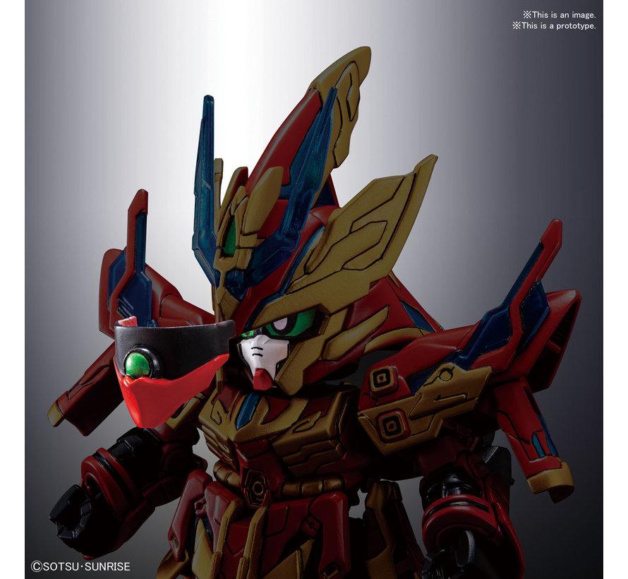"""5058186  Soketsuden Zhang Liao Sazabi  """"SD Sangoku Soketsuden"""", Bandai SD (Preorder 10/2019)"""