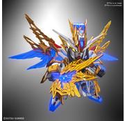 "BANDAI MODEL KITS Zhuge Liang Freedom Gundam  ""SD Sangoku Soketsuden"", Bandai SD"