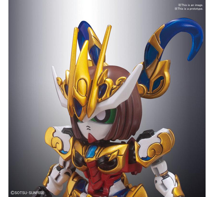 """5058187  Sun Shangxiang Strike Rouge  """"SD Sangoku Soketsuden"""", Bandai SD (Preorder 10/2019)"""