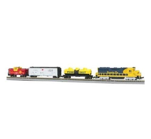 BAC- Bachmann 160- 24013 N scale Thunder Valley Train Set