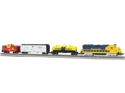 Bachmann (BAC) 160- N scale Thunder Valley Train Set