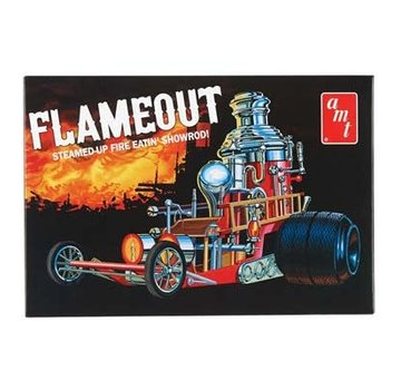 AMT Models (AMT) Flameout Show Rod  1/25