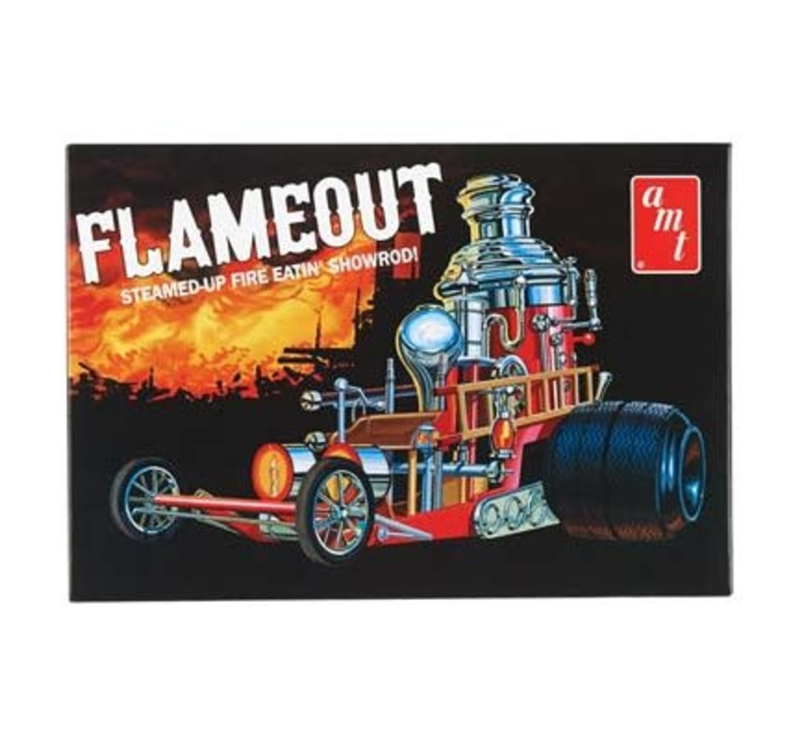 AMT934/12 1/25 Flameout Show Rod