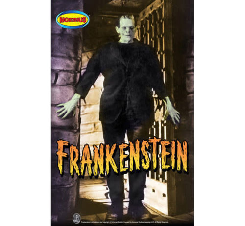 Moebius (MOE) 909 Universal Frankenstein model kit 1/8