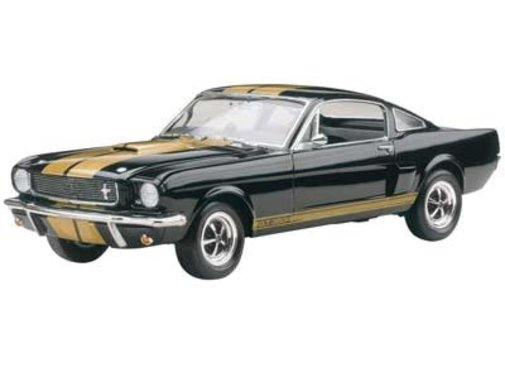 RMX- Revell 66 Shelby Mustang GT350H 1/24