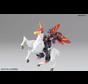 "5057747 #128 Master Gundam & Fuunsaiki ""G Gundam"", Bandai 1/144 HGFC"