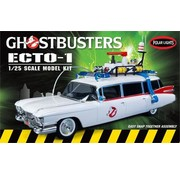 Polar Lights (PLL) Ghostbusters Ecto-1, Snap Kit 1/25