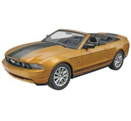 RMX- Revell 851963 FORD 2010 Mustang  CONV 1/25