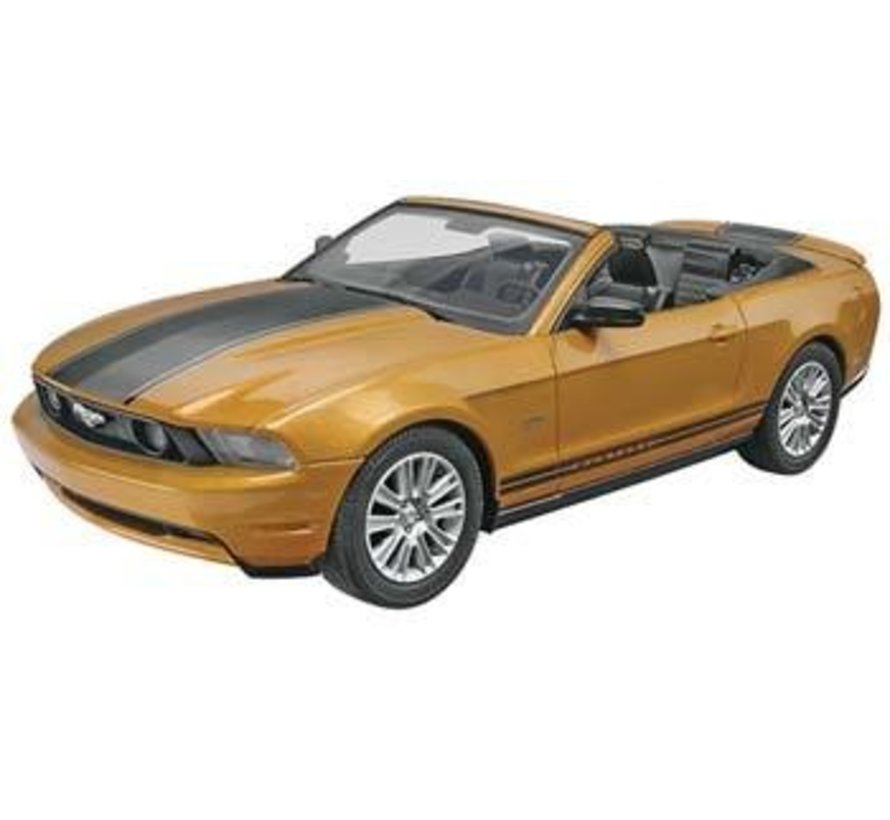 851963 FORD 2010 Mustang  CONV 1/25
