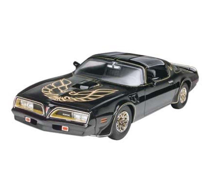 854027 Smokey and Bandit '77 Pontiac Firebird 1/25