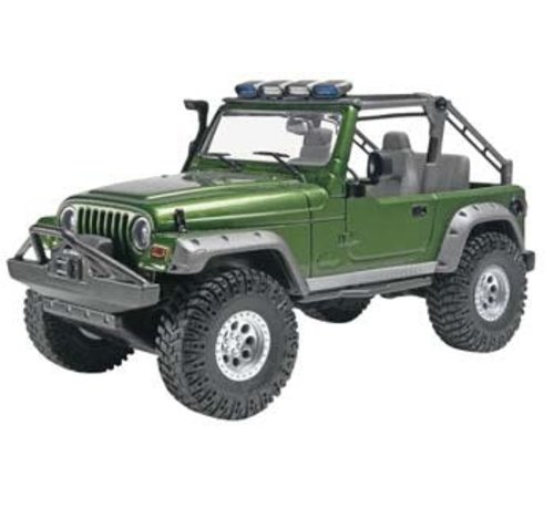 RMX- Revell 1/25 Jeep 2003 Rubicon 1/25