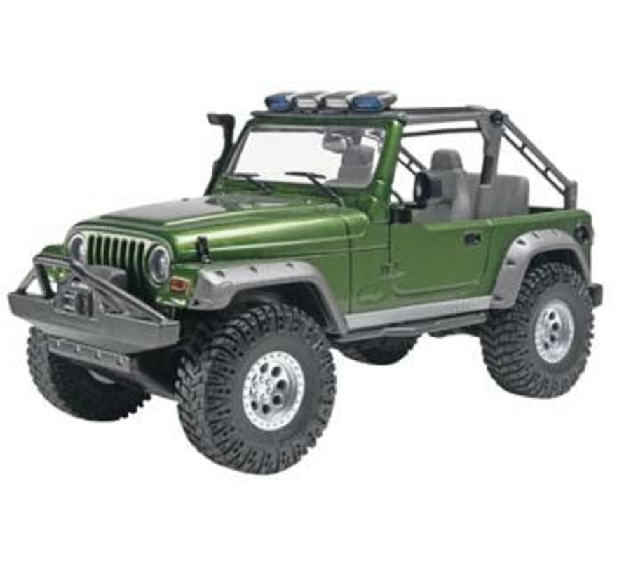 1/25 Jeep 2003 Rubicon 1/25
