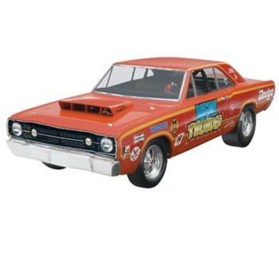 854217 1/25 1968 Dodge Hemi Dart 2'n1