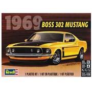 RMX- Revell 1969 Boss 302 Mustang 1:25