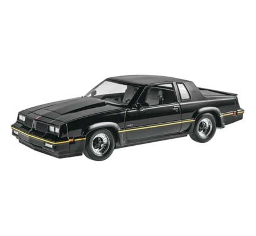854446 1/25 1985 Oldsmobile 442/FE3-X Show Car