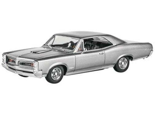 RMX- Revell 1966 Pontiac GTO 1/24