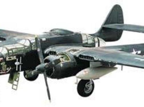 RMX- Revell 857546 1/48 P-61 Black Widow