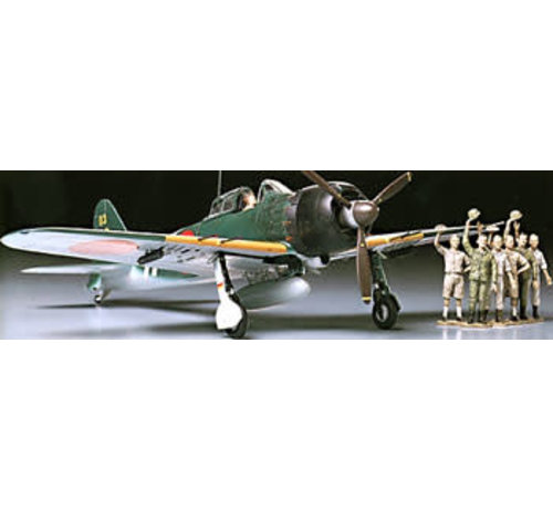 Tamiya (TAM) 865- 61027 A6M5C Type 52 Zero Fighter  1/48