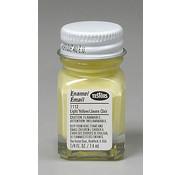 Testors (TES) 704- 1112 Enamel 1/4oz Light Yellow