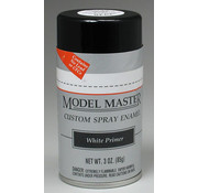 Testors (TES) 704- 2948 Model Master Car Spray White Primer