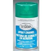 Testors (TES) 704- 1601 Spray 3oz Candy Emerald Green