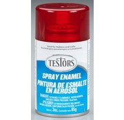 TES - Testors 1605T Spray 3oz Candy Apple Red