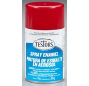 TES - Testors 1629 Spray 3oz Custom Red Metal Flake