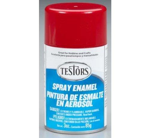 Testors (TES) 704- 1629T Spray 3oz Custom Red Metal Flake