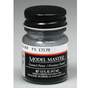 TES - Testors Model Master Chrome Silver FS17178 1/2oz