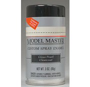 TES - Testors 2944 Model Master Car Spray Gloss Pearl Clear