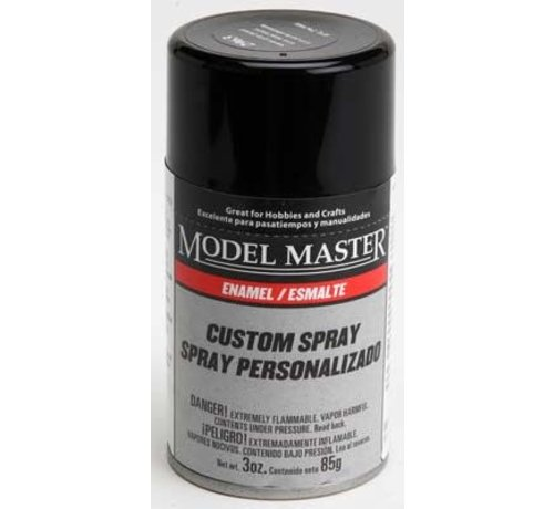 Testors (TES) 704- (D)  2963 MM 3oz Smoke Gray Pearl Spray