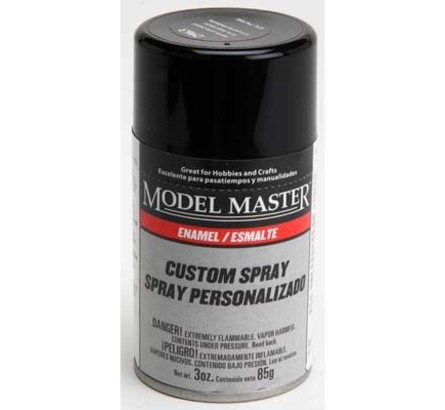 (D)  2963 MM 3oz Smoke Gray Pearl Spray