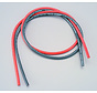 1400 Silicone Wire 12-Gauge Red/Black 2