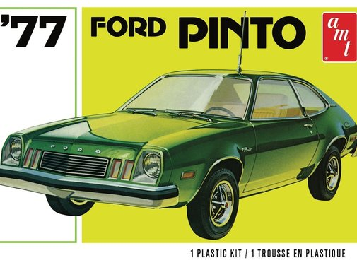 AMT Models (AMT) Ford 1977 Pinto 2T 1:25