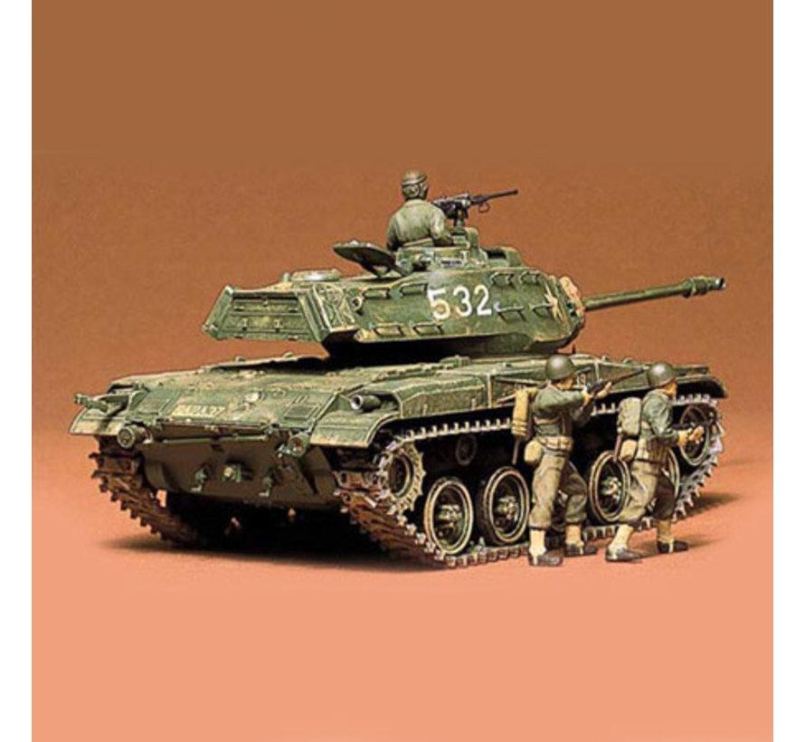 35055 US M41 Walker Bulldog Tank Plastic Model 1/35