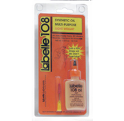 Labelle Industries (LAB) 108 Lubricant -- Plastic Compatible Motor Oil