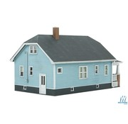 Walthers Cornerstone (WALC) 933- American Bungalow -- Kit - HO Scale