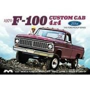 Moebius (MOE) Ford 1970 F-100 Custom Cab 4x4 1:25