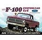 1230 Ford 1970 F-100 Custom Cab 4x4 1:25