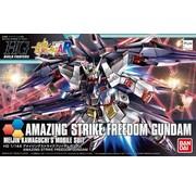"""Bandai Amazing Strike Freedom Gundam """"Gundam Build Fighters"""", Bandai HGBF 1/144"""