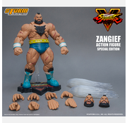 """Storm Collectibles Zangief (Special Edition) """"Street Fighter V"""" Action Figure"""