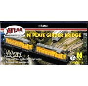 ATL- Atlas 150- Plate Girder Bridge N Scale