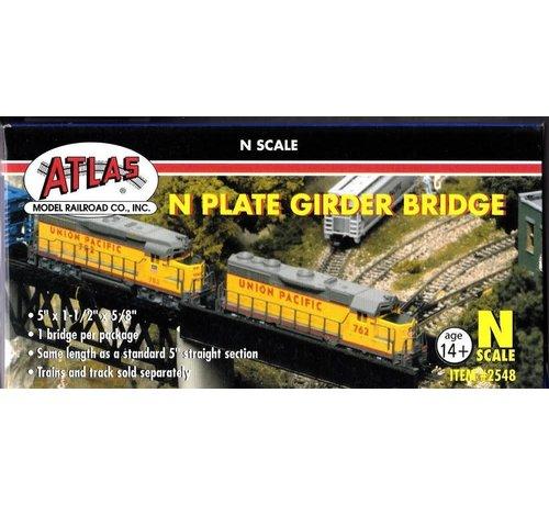 ATL- Atlas 150- 2548 Plate Girder Bridge N Scale
