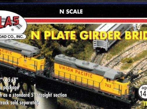 ATL- Atlas 150- Plate Girder Bridge N Scale