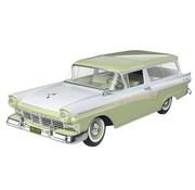 RMX- Revell Ford 1957 Del Rio Ranch Wagon 2'n 1 - 1:25