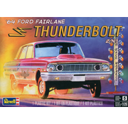 RMX- Revell 1964 Ford 1964 Fairlane Thunderbolt 1:25